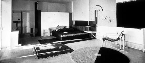 EileenGray_E1027_Interior