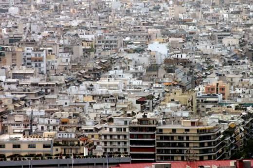 The Contemporary Athenian Skyline