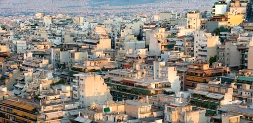 The unfortunate rapid development of Athens