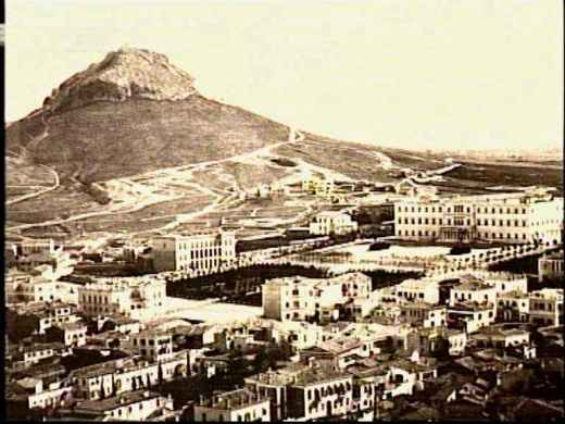 Athens in 1850