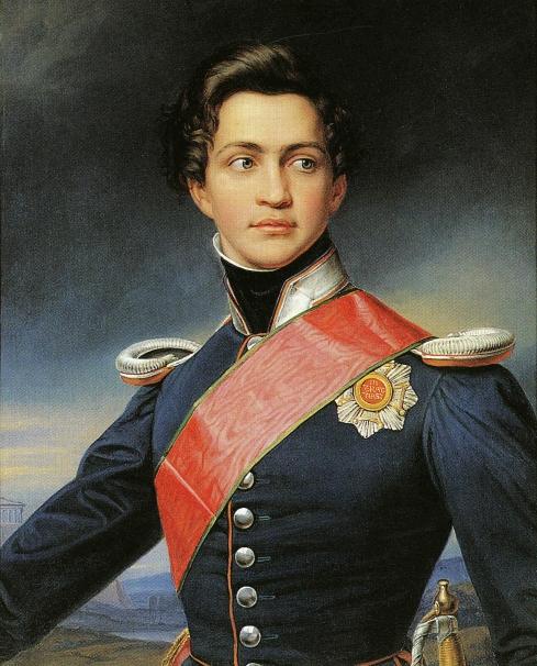 King Otto of Bavaria